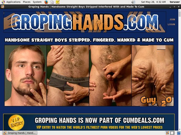 Free Groping Hands Movies