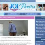 JOI Panties Valid Account