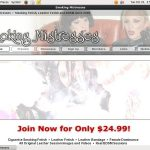 Smoking Mistresses Account Premium Free