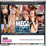 Mega Celeb Pass Login Codes